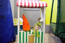 κουκλοθεατρο, στο PlayGym στην Αγία Παρασκευή