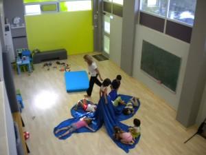 θεατρικό παιχνίδι , δημιουργική απασχόληση στο PlayGym στην Αγία Παρασκευή