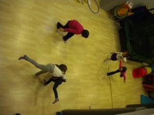 θεατρικό παιχνίδι, δημιουργική απασχόληση, ψυχοκινητική στο PlayGym στην Αγία Παρασκευή