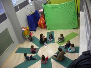 θεατρικό παιχνίδι, δημιουργική απασχόληση, sherborne, Ψυχοκινητική, γιογκα για παιδιά στο PlayGym στην Αγία Παρασκευή