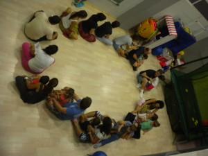 βρεφη, δημιουργική απασχόληση, sherborne, Ψυχοκινητική στο PlayGym στην Αγία Παρασκευή