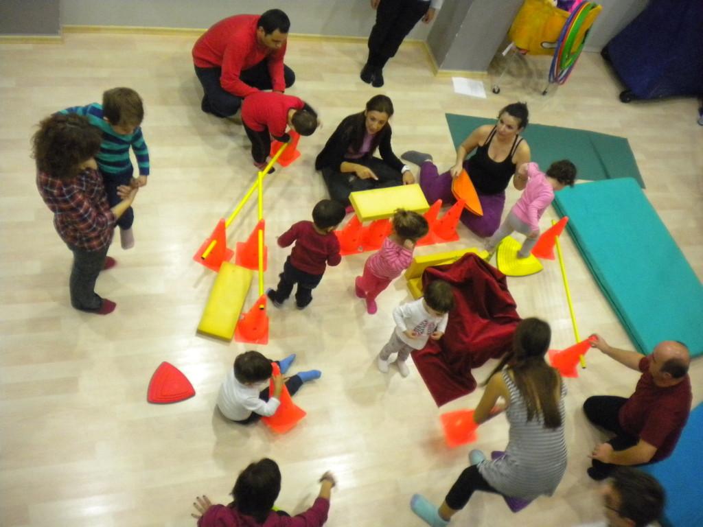 βρεφη, δημιουργική απασχόληση, sherborne, Ψυχοκινητική, στο PlayGym στην Αγία Παρασκευή
