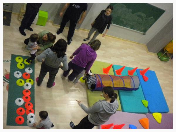 παιχνίδι για βρέφη , ψυχοκινητική στο PlayGym στην Αγία Παρασκευή
