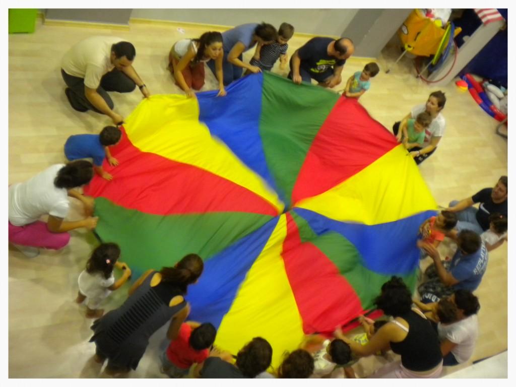 ψυχοκινητική αγωγή, babymusic, babyplay, παιχνιδι, βρεφη στο PlayGym στην Αγία Παρασκευή