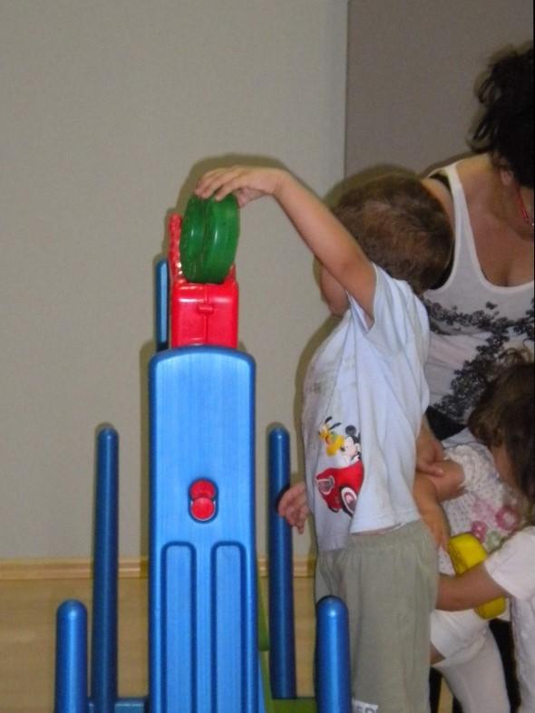 κινητική ανάπτυξη - κινητικές δραστηριότητες στο playgym