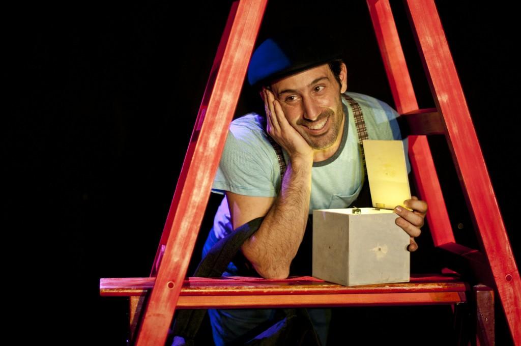 Ο κύριος ΚΙΧ και το μυστικό κουτί των ήχων» στο PlayGym - Kοπερνικος - Λευτέρης Ελευθερίου